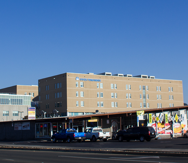 Kaiser Permanente, Vallejo Medical Center